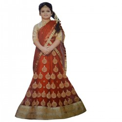Girls Traditional fancy Lehenga Choli 8860